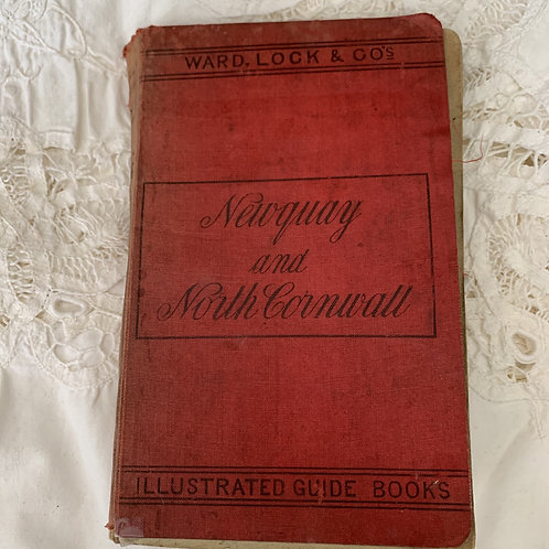 NEWQUAY & NORTH CORNWALL GUIDE 1901