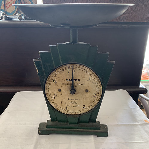 1920s Art Deco - SALTER no33 Household Scales