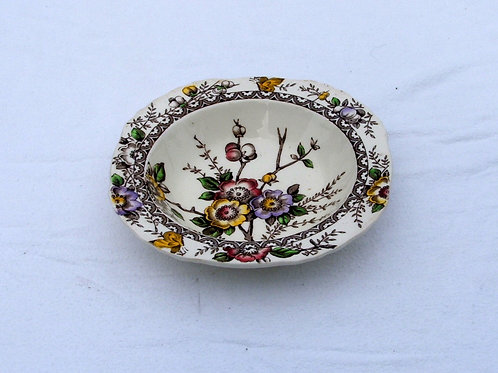 "Alfred Meakin Medway Decor 5.5"" Pudding Bowl"
