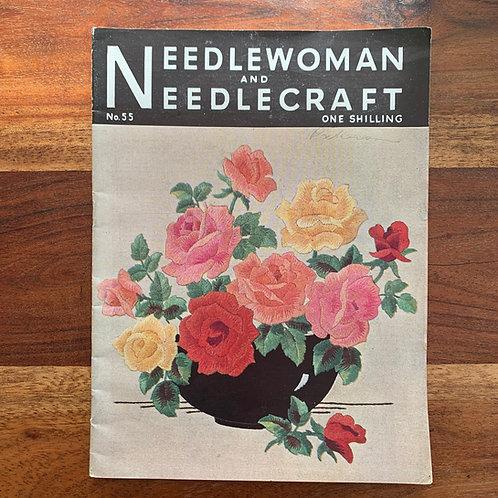 Needlewoman and Needlecraft