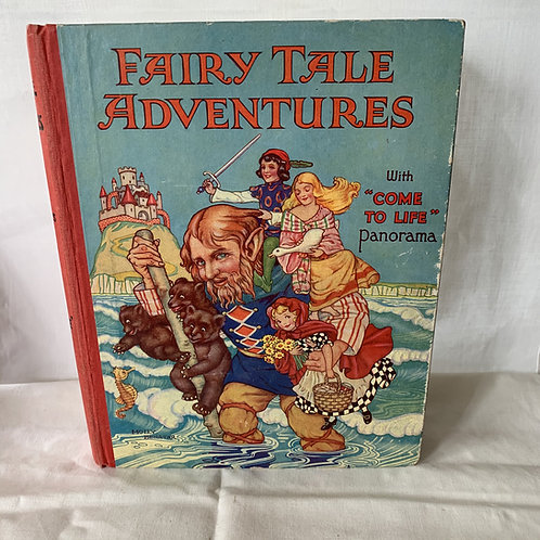 FAIRYTALE ADVENTURES