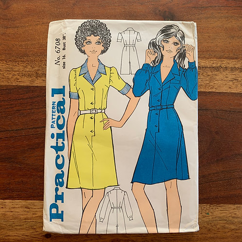 1960s Practical Pattern