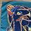"Thumbnail: VINTAGE Headscarf by ""Castellani"""