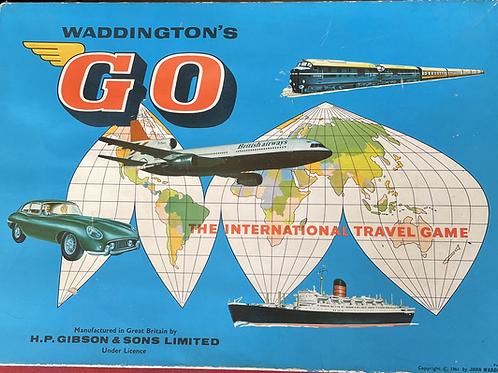 Waddington's Go Board Game