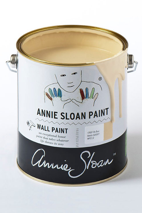 WALL PAINT Old Ochre 2.5 litres
