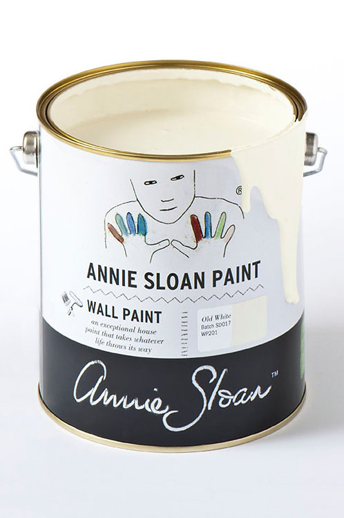 WALL PAINT Old White 2.5 litres