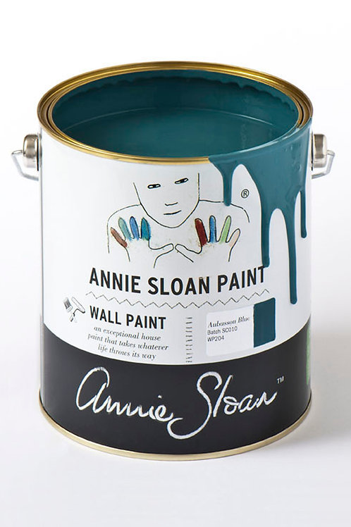 WALL PAINT Aubusson Blue 2.5 litres