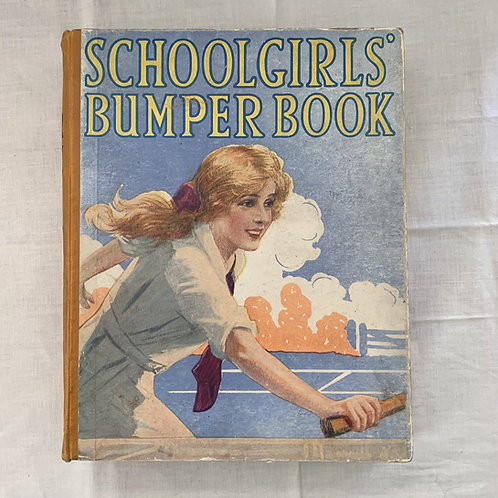 School Girls Bumper Book
