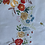 Thumbnail: Pretty Vintage embroidered Tablecloth
