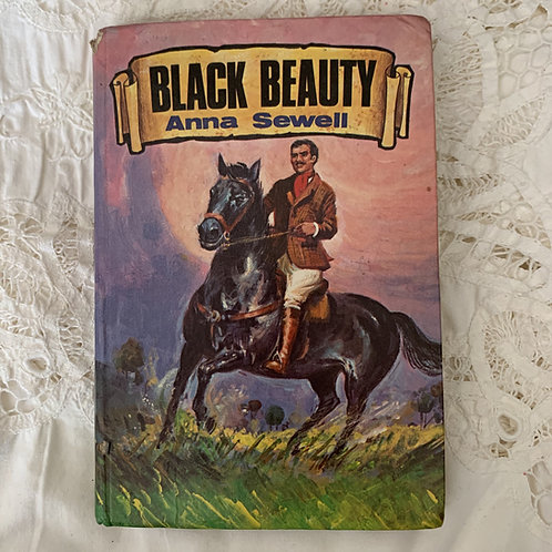 BLACK BEAUTY BY ANNA SEWELL 1971