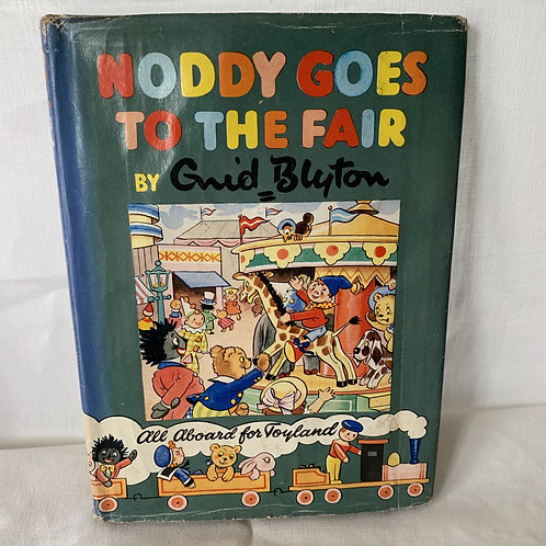 NODDY GOES TO THE FAIR- 1960