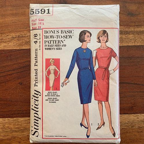 1964 Simplicity Pattern