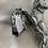 Thumbnail: 1920s Leaping Fox Chrome Mascot