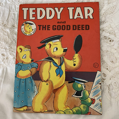 TEDDY TAR and THE GOOD DEED - 1960