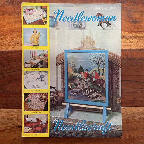 1940s Needlewoman and Needlecraft