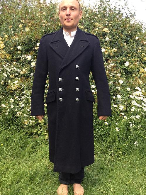 Vintage Fire service coat