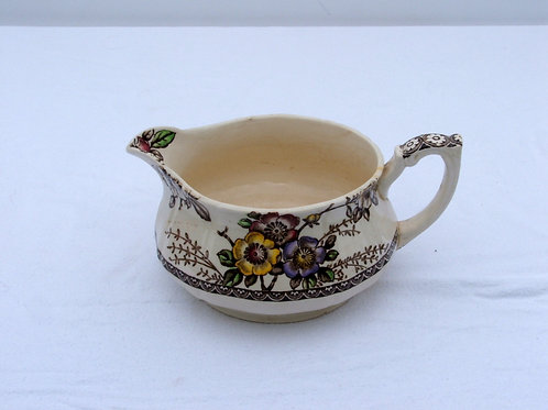 "Alfred Meakin Medway Decor 4"" Serving Jug"