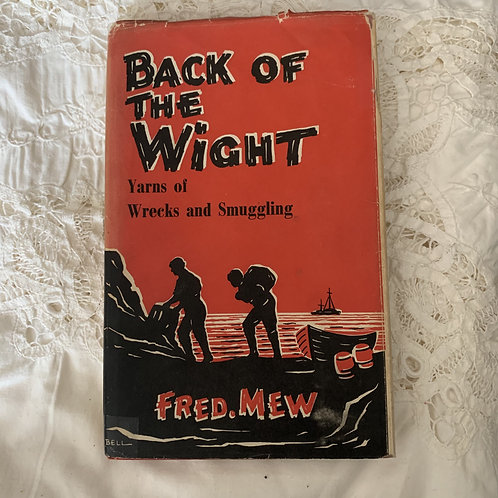 BACK OF THE WIGHT 1969 Edition