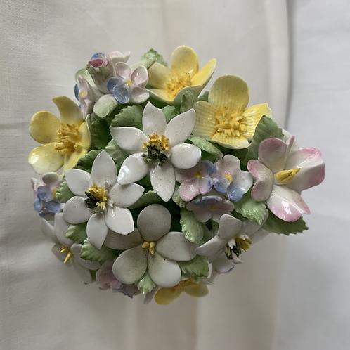 Intricate China Bouquet