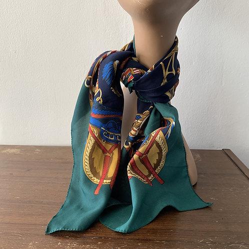 "VINTAGE Headscarf by ""Castellani"""