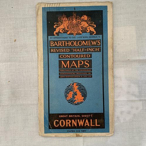 Bartholomew's - CORNWALL