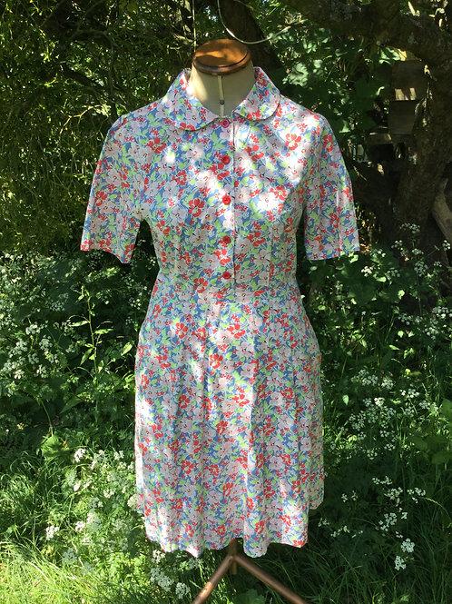 "1940s style dress by ""Sixton-London"""