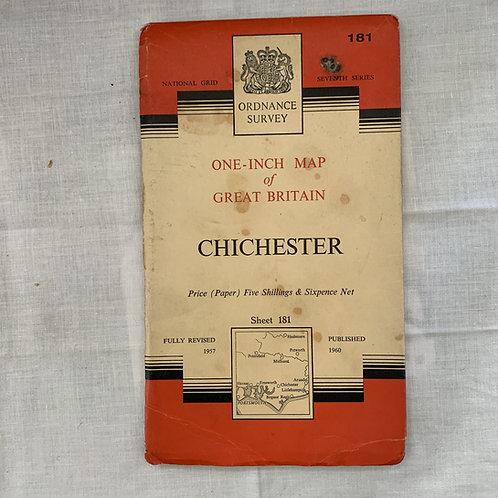 Ordnance Survey - CHICHESTER