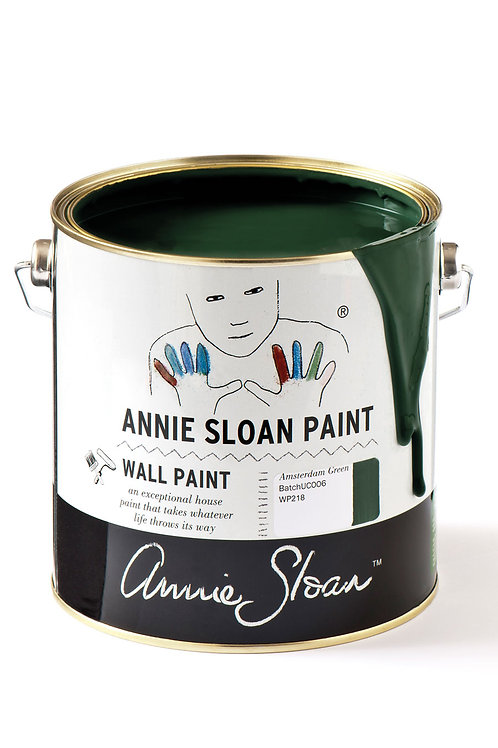 WALL PAINT Amsterdam Green 2.5 litres