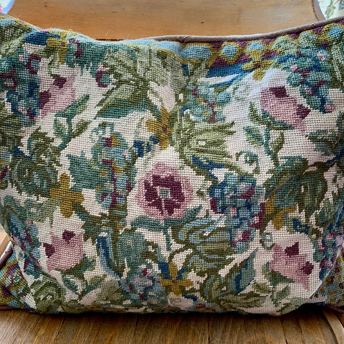Lovely Vintage Tapestry Cushion