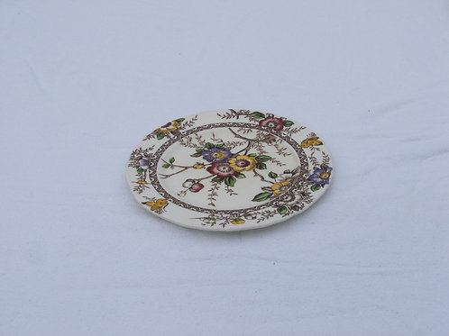 "Alfred Meakin 1930's Medway Decor 6"" Side Plate"