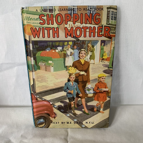 Shopping with mother.  1969 Edition