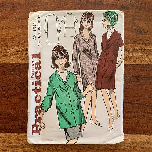 1960s Practical Pattern