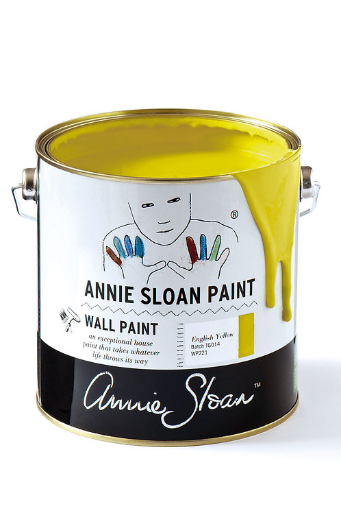 WALL PAINT English Yellow 2.5 litres