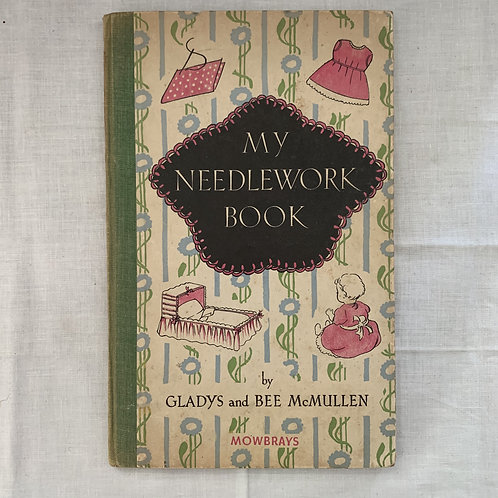 My Needlework Book (RARE)