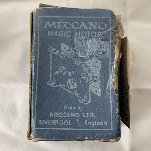 1950s Boxed Meccano Cockwork
