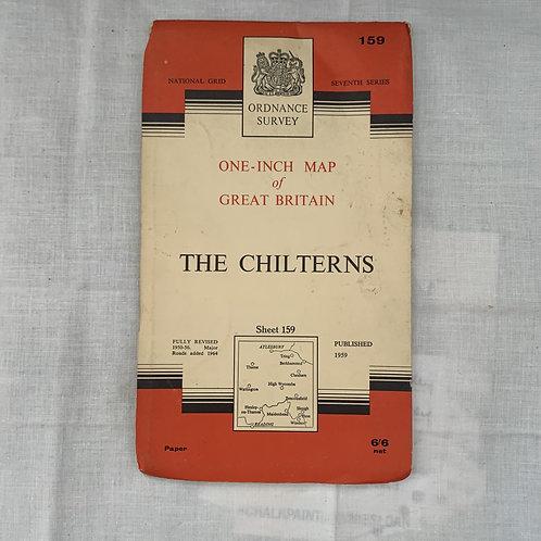 Ordnance Survey - The Chilterns