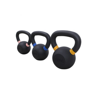 180 Evolve Powder Coated Kettlebells
