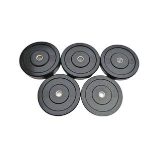 180 Evolve Premium Rubber Bumper Plates
