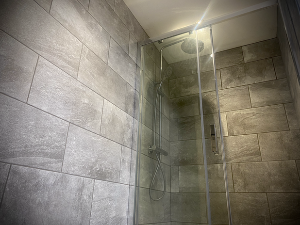 Shower & Changing Facilities