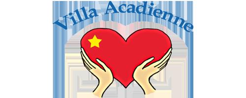 Villa Acadienne Logo 2017 (500x200).png