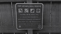 A Path to Equal Historic Preservation - Archaeological Preserves
