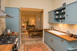 SCOTTISH TRADITIONAL VERNACULAR - Open Plan Kitchen / Dining / Living / Sitting