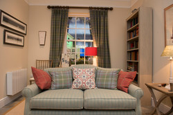 SCOTTISH TRADITIONAL VERNACULAR - Sitting Room Sofa