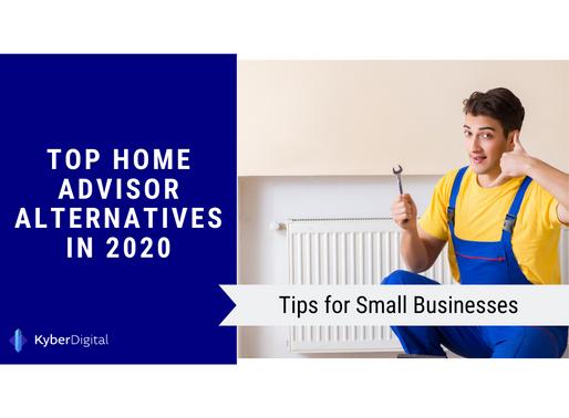 Top HomeAdvisor Alternatives in 2020