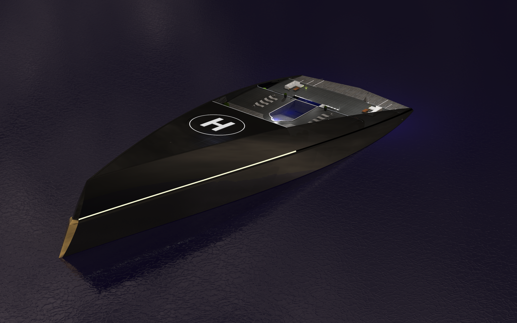 ONO Megayacht Aras Kazar Yacht Design 3.
