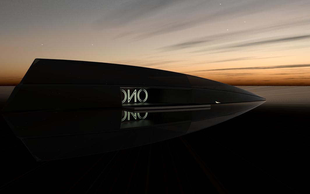 ONO Megayacht Aras Kazar Yacht Design 1.