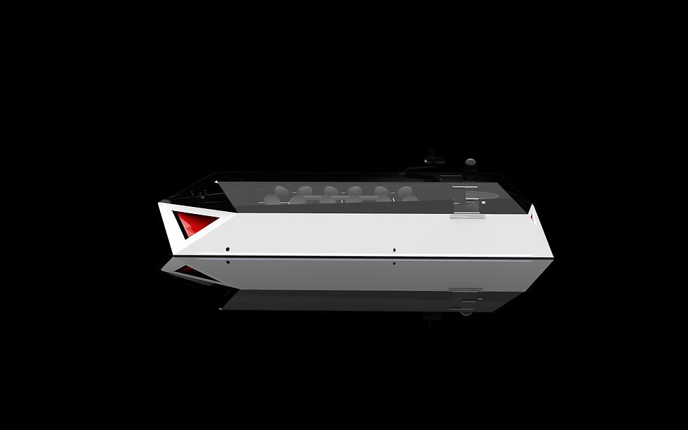 Rokke Catamaran Aras Kazar Yacht Design