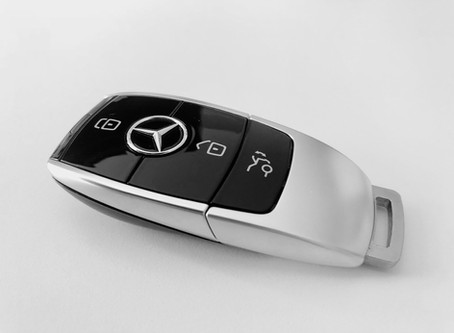 Evolution of car keys.
