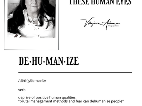 Another Perspective - These Human Eyes