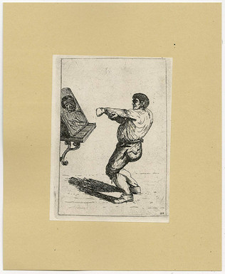 Shadow Boxing - Who is the Shadow?